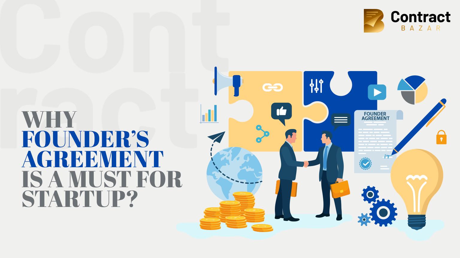 founder's agreement - Contract Bazar